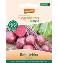 Bingenheimer Saatgut Rote Bete Robuschka, 4 gr Tüte