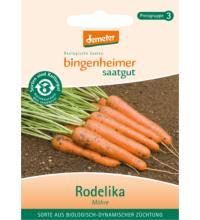 Bingenheimer Saatgut Möhre, Rodelika, 2 gr Tüte