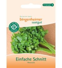 Bingenheimer Saatgut Petersilie, Einfache Schnitt,1,5 gr Tüte
