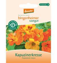 Bingenheimer Saatgut Kapuzinerkresse, 5 gr Tüte