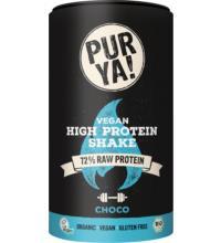 Purya! High Protein Shake Choco, 550 gr Dose