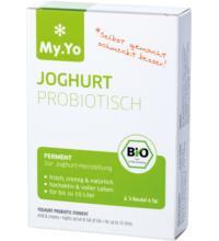 My.Yo Joghurtferment probiotisch, 3x 5 gr Packung