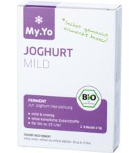 My.Yo Joghurtferment mild, 3x 5 gr Packung