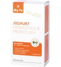 My.Yo Joghurtferment pro-und prebiotisch, 3x 25 gr Packung