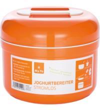 My.Yo Joghurtbereiter mandarine, -stromlos-, 1 Stück