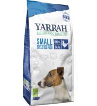 Yarrah Hundebrocken für kleine Rassen, 2 kg Packung
