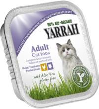 Yarrah Paté Huhn & Truthahn, 100 gr Schale