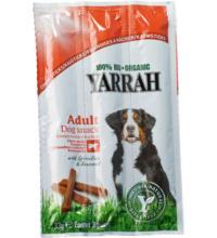 Yarrah Kausticks für Hunde, 3 x 11 gr Packung