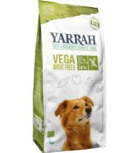 Yarrah Hundetrockenfutter vega active, 2 kg Beutelvega wheat free