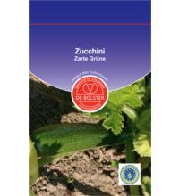 DE Bolster Zucchini Zarte Grüne KP, 1x 3 gr Tüte