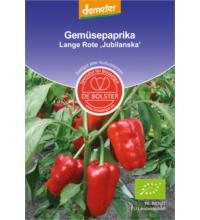 DE Bolster Paprika Jubilandska KP, 1x 0,3 gr Tüte