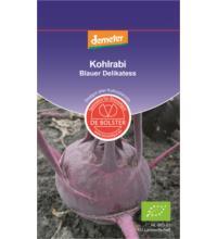 DE Bolster Kohlrabi Blauer Delikatess KP, 1x 1 gr Tüte