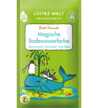 Lüttes Welt Magische Badewasserfarbe Beste Freunde, 80 gr Stück