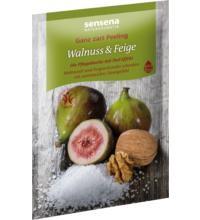 sensena naturkosmetik Ganz zart Peeling Walnuss & Feige, 80 gr Stück