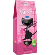 Bull & Bear Madame Minou mit Teesieb, 75 gr Packung
