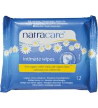 Natracare Intimpflegetücher, 12 St Packung