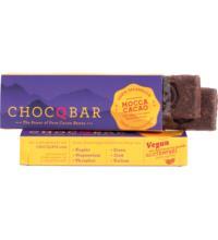 ChocQlate Superfood Kakaoriegel Mocca, 35 gr Stück