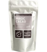 Taste Nature Magic Cacao Trinkpulver, 200 gr Beutel