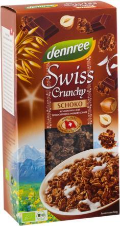 Swiss Crunchy Schoko