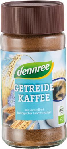 Getreidekaffee (Glas)