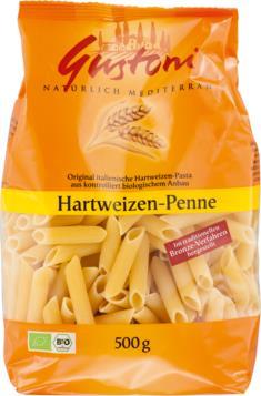 Hartweizen-Penne