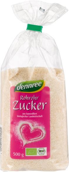 Rohrohrzucker, 500 g
