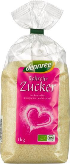 Rohrohrzucker, 1 kg